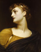 Antigone by Lord Frederic Leighton