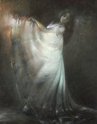 Die Tanzerin by Jan Baptist Scherer
