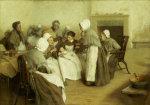 The New Baby by Arthur Alfred Burrington