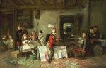 Ivanhoe, 1871 by Charles Hunt