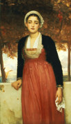 Amarilla by Lord Frederic Leighton