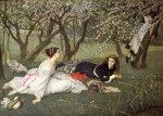 Spring by James Jacques Joseph Tissot