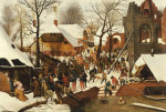 The Adoration Of The Kings by Pieter Brueghel The Younger
