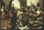 A Fish Market by Christie's Images