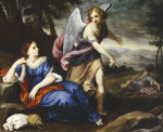 The Angel Appearing To Hagar, Florentine School, Circa 1650 by Christie's Images