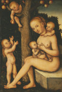 Charity by Lucas Cranach
