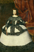 Portrait Of Dona Elena Fernandez De Cordova, Aged Eight by Christie's Images
