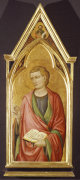 Saint John The Evangelist by Jacopo del Casentino