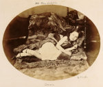 Portrait Of Irene Macdonald, 1863 by Charles Lutwidge Dodgson