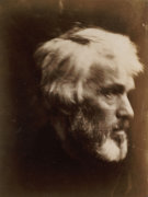 Thomas Carlyle, 1867 by Julia Margaret Cameron