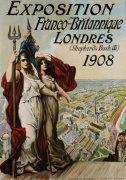 Exposition Franco-Britannique, Londres, 1908 by Christie's Images