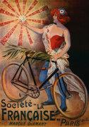 Societe La Francaise, 1902 by Noel Dorville