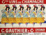 Gds Vins De Champagne, C.1910 by Christie's Images