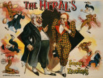 The Heral's, C.1900 by Jacques Faria