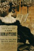 Librairie Romantique, 1887 by Eugene Grasset