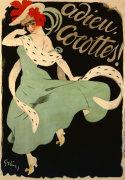 Adieu, Cocottes, 1903 by Jules Alexandre Grun