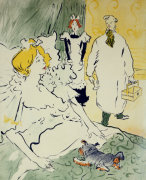 L'Artisan Moderne, 1896 by Henri de Toulouse-Lautrec