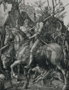 Knight Death and The Devil 1513