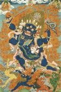 The Four-Armed And Four-Headed Caturbhujamahakala by Christie's Images