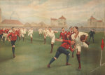 England V. Wales. January 5th 1895 At Swansea