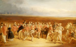 The Golfers; A Grand Match by Charles Lee
