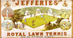 A Royal Lawn Tennis Set For 4 Players Made By Jefferies, Woolwich, Circa 1875 by Christie's Images
