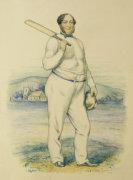 Alfred Mynn Esq., 1857 by John Corbet Anderson