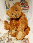 Cinnamon Teddy by Christie's Images