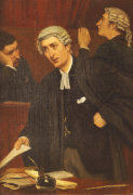For The Prosecution, M'lud by Thomas Davidson