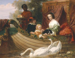 The Children Of King Charles I by Frederick Goodall