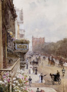 Piccadilly, 1894 by Rose Maynard Barton
