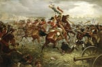 Capture Of The Eagle Waterloo 1898