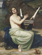 The Siren, 1864 by Sir Edward John Poynter