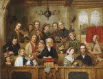 The Village Choir by John Watkins