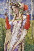 Fairyland, 1906 by Edward Reginald Frampton