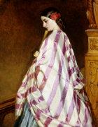 Anticipation, 1848 by John Bagnold Burgess