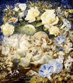Fairies And A Field Mouse by Etheline E. Dell