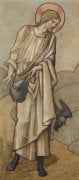 The Sower: A Design For Stained Glass At Brighouse, Yorkshire, 1896 by Sir Edward Burne-Jones