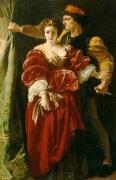 Lucrezia Borgia, 1863 by Alfred W. Elmore