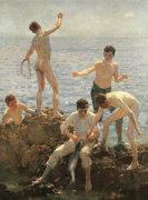 Midsummer Morning 1908