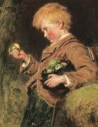 Cause, 1887 by John Watson Nicol