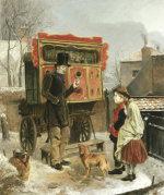 The Peepshow, 1864 by John P. Burr