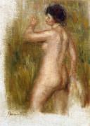 La Baigneuse by Pierre Auguste Renoir