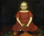 Portrait Of Frank Treadwell by Charles A. Treadwell