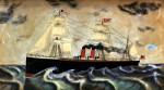 The Ship Servia by American School