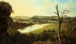 The Town Of Easton, Pennsylvania by American School