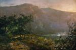 Gathering At Sundown by William Louis Sonntag