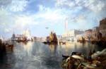 Venetian Grand Canal by Thomas Moran