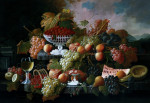 Still Life by Severin Roesen