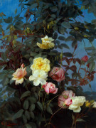 Roses by George Cochran Lambdin